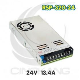 明緯 電源供應器 RSP-320-24 24V 13.4A