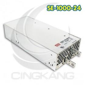 明緯 電源供應器 SE-1000-24 24V 41.7A