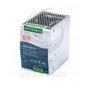 明緯 電源供應器 SDR-480-24