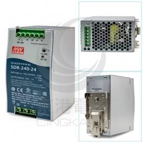 明緯 電源供應器 SDR-240-24