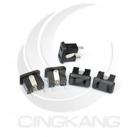 推入式AC座 鐵彈片 (5PCS/包)