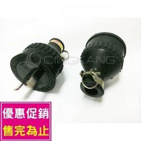 T型橡膠插頭250V 2P20A WJ-2220