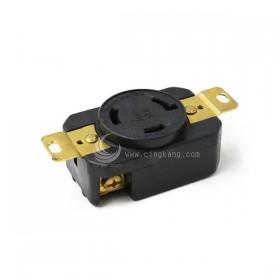 引掛式暗插座 LK2334F 3P 30A 480V