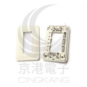 Panasonic WNF 6803 蓋板(3孔)