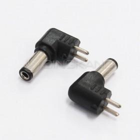 變壓器接頭2.5x5.5  L型