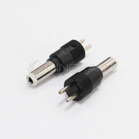 變壓器接頭2.5x5.5  直型