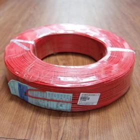 【不可超取】電子線 18AWG-紅 2000FT 105℃600V(UL1015)