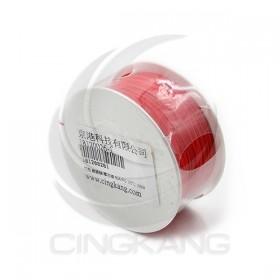 紅色 鍍銀線/單芯線 30AWG 105℃ 1000ft