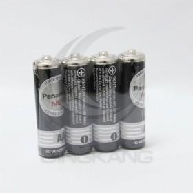 國際牌碳鋅電池 3號4入
