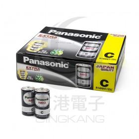 國際牌碳鋅電池 2號2入 (1盒12組)