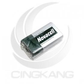 Novacell  9V 碳鋅電池