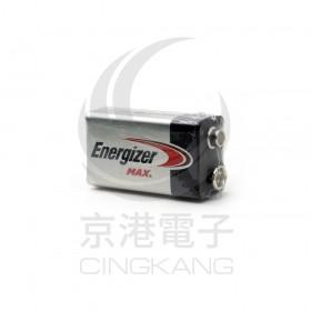 勁量鹼性電池 9V