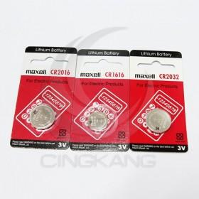 MAX鋰電池 CR1616 紫卡