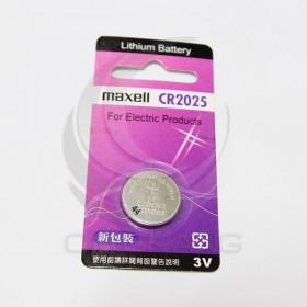 MAXELL鋰電池 CR2025 (紫卡)