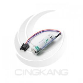 SAFT LS 14500 鋰電池 3.6V (一次性) (含線帶8號接頭)