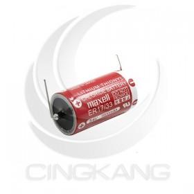 MAXELL ER17/33 鋰電池 3.6V 1600mAh