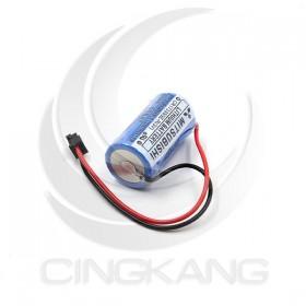 三菱 MITSUBISHI CR17335SE-R Q6BAT 鋰電池3V+ 2Pins
