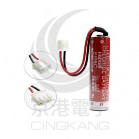 maxell Lithium ER6C 3.6V鋰電池 (含7號接頭帶線)