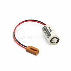 FDK PLC鋰電池 CR14250SE(3V) 帶NO.1號線頭