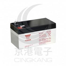 湯淺 YUASA NP1.2-12 12V 1.2AH 不斷電系統電池 蓄電池