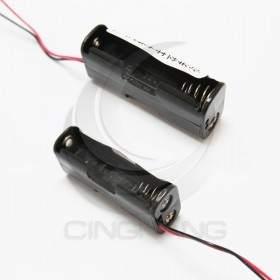 電池盒(帶線) 2顆3號 上下式