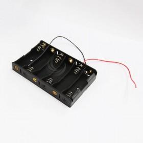 電池盒(帶線) 6顆3號