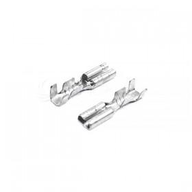 開放型母端子KST 606LR 銀色 22~26AWG (100PCS/入)