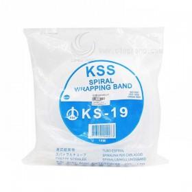 KSS 捲式結束帶KS-19 10M(白色)