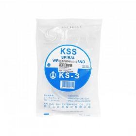 KSS 捲式結束帶KS-3 10M(白色)