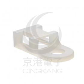 KSS 0510 紮線固定座 HC-0M 最大紮線帶寬度5.0mm(100PCS/包)