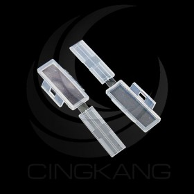 0212 KSS標示盒 MC-1 32.6*11.5*3.0mm (100入/包)