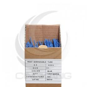 熱縮套/熱縮管/熱收縮套 藍/厚 G5 1.0 1.22M