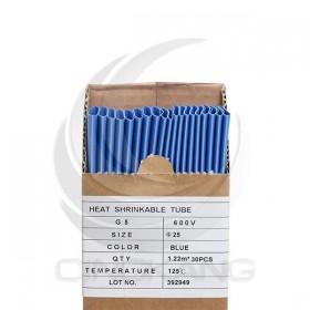 熱縮套/熱縮管/熱收縮套 藍/厚 G5 25.0 1.22M