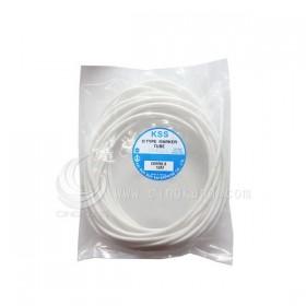 O型空白膠管 白色 OMR-5.5 10M (10AWG)