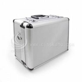 鋁工具箱(中) 400x300x145mm 白色