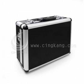 鋁工具箱(中) 400x300x145mm 黑色