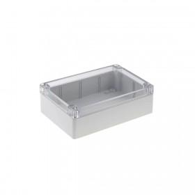 ABS材質 透明上蓋防水盒171x11x55mm G214C