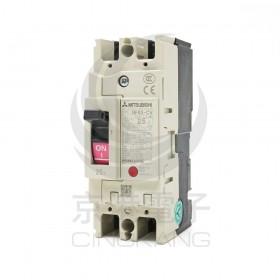 三菱 熱動電磁無熔絲開關 2P 25A(AC/DC) NF63CV-2P25A