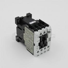 東元電磁接觸器 CU-11-H51b 3A1a 220V NO/NO 50/60Hz