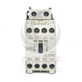 三菱電磁接觸器 S-T10 NO AC200V 20A 3A1a