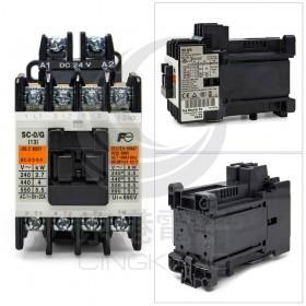 富士電磁接觸器 SC-0/G 24VDC 4A(NO)
