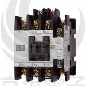 士林 S-P21 電磁接磁器 5.5K-7.5HP/24A 220V