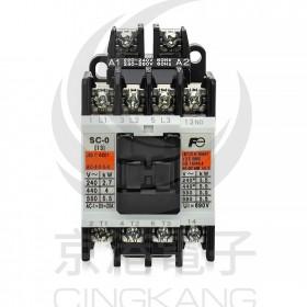 富士接觸器 SC-0 220V 1NO (3a1a)