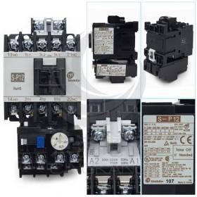 士林 電磁開關 MSO-P12 220V 11A 3A1a1b 4HP380V7.5HP含積熱電驛