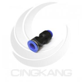 氣管接頭 一字型 10-12