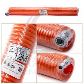 伸縮軟管 PUL0850-12-橘 12M