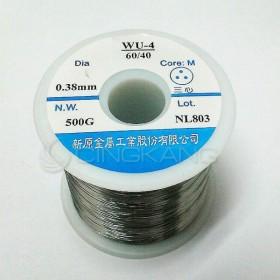 新原 錫絲 60% 0.38*500g