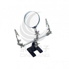 ProsKit 寶工 608-391A 光學放大鏡輔助夾座 (2.5x)
