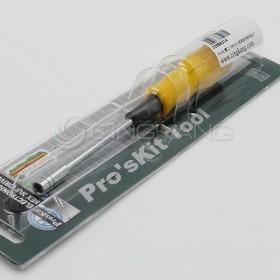 Pro'sKit 寶工 19400-M4 黃黑軟柄套筒起子