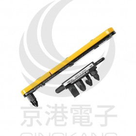 日本製SUNFLAG XT1236 L型扳手#1/#2/#3/6mm